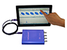Touch to measure, compatible with MS Surface Pro, software & firmware upgradable