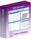 Multi Instrument - Oscilloscope, Spectrum Analyzer, Signal Generator, Data Logger